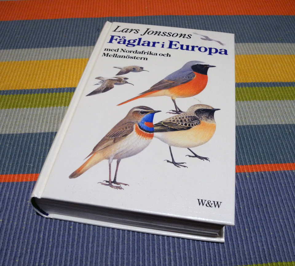 birds of europe field guide