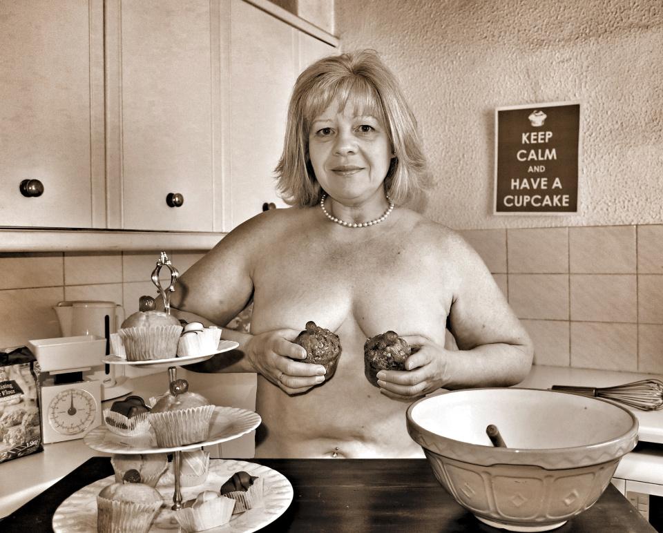 Celia Imrie Fakes Nude