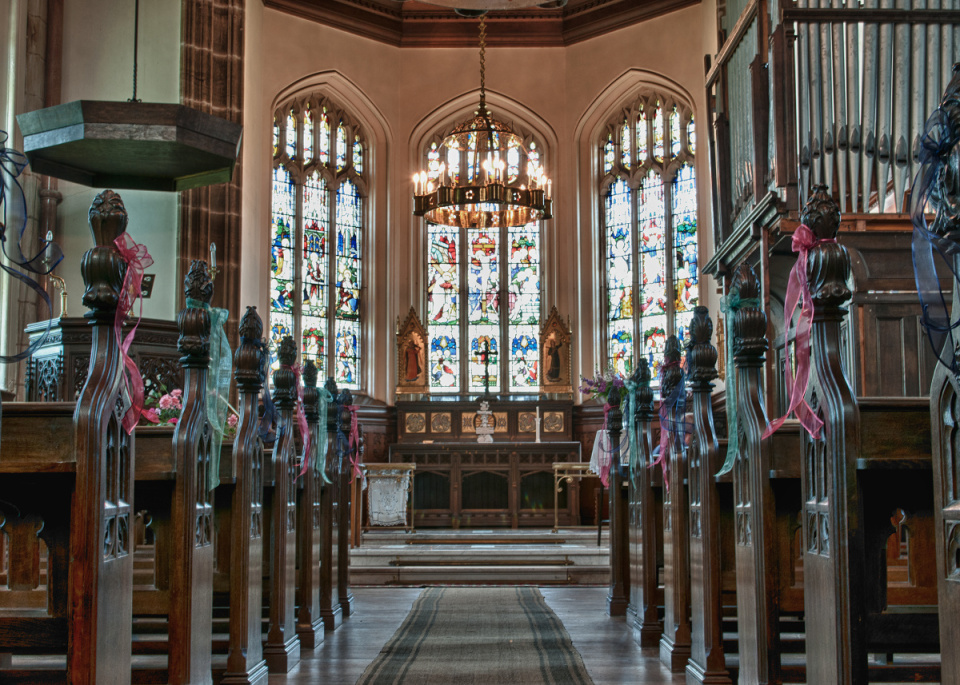 Cluny Castle Chapel | ApexStuart36 | Blipfoto