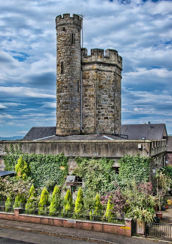 Springburn Castle Gblrps Blipfoto
