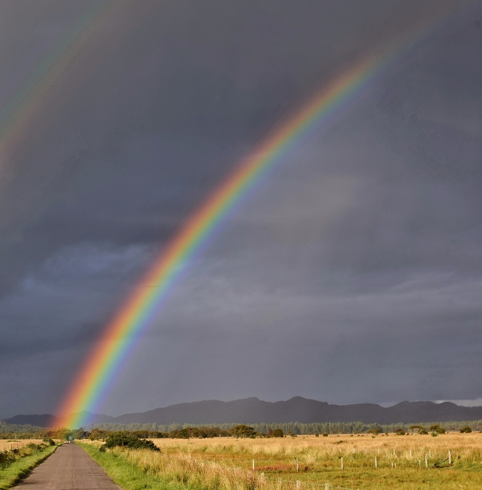 Most Amazing Photos Ever: The Most Amazing Rainbow I Have Ever Seen