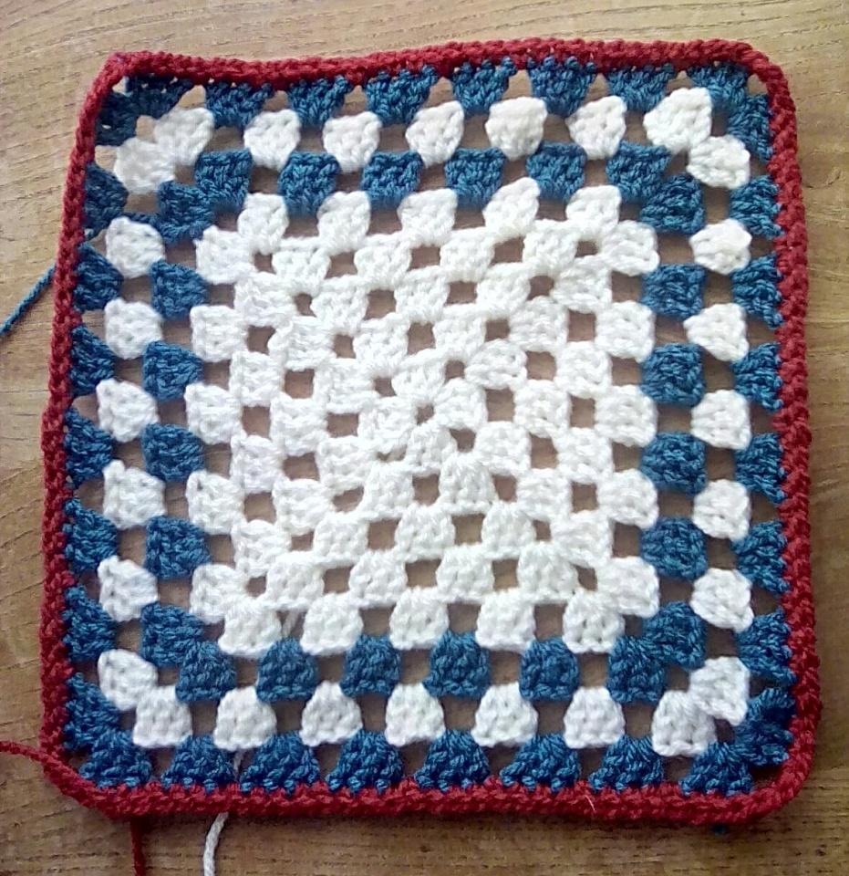 Crochet Granny Square Tree Skirt Pattern Dancox For