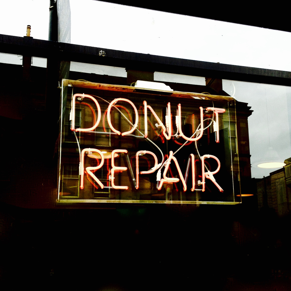 Neon Sign Repair Glasgow