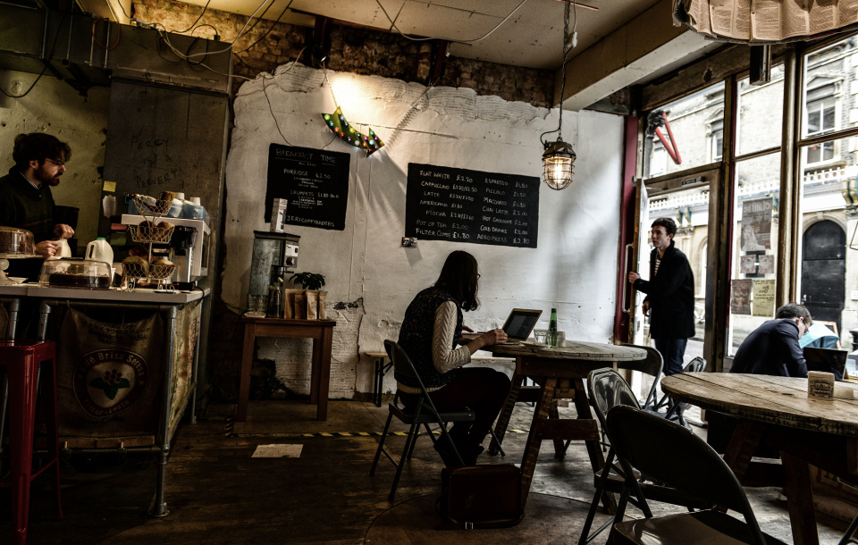Jericho Coffee Traders Chamaeleo Blipfoto