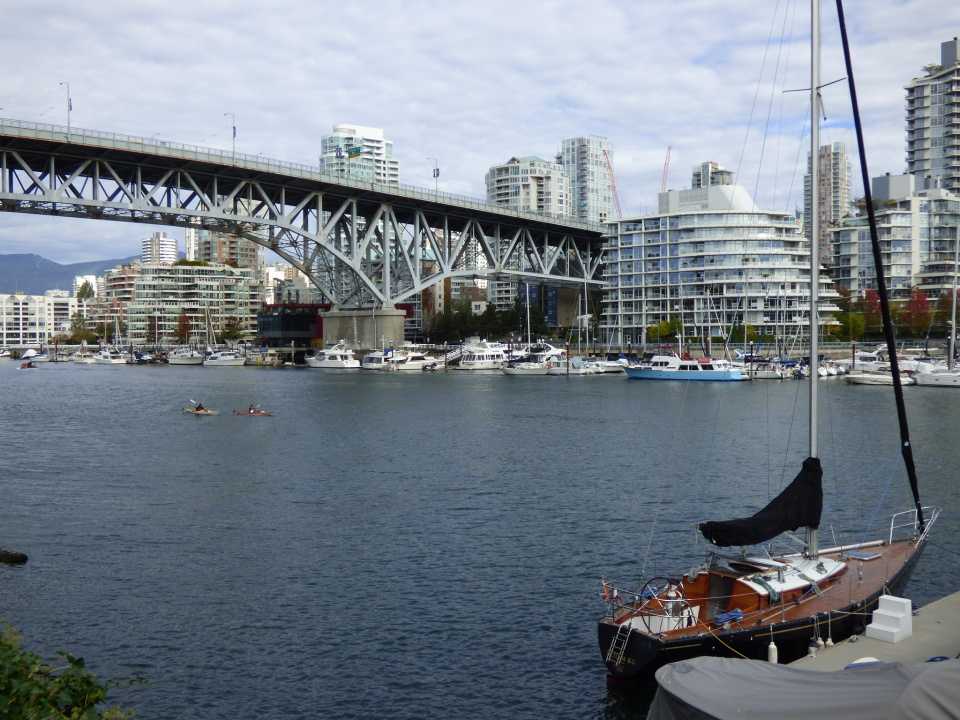 How To Get To Granville Island From Downtown