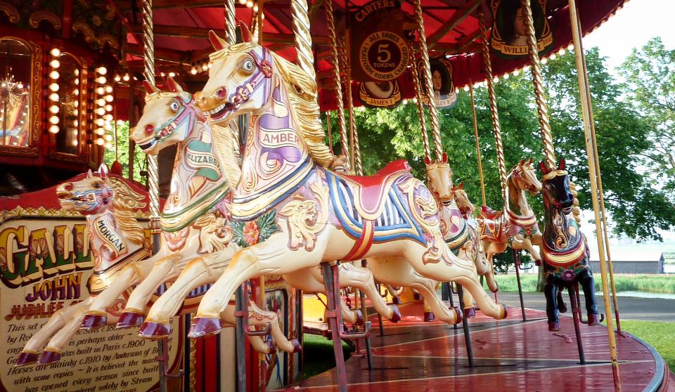 Carters Steam Fair Has Cwa365 Blipfoto